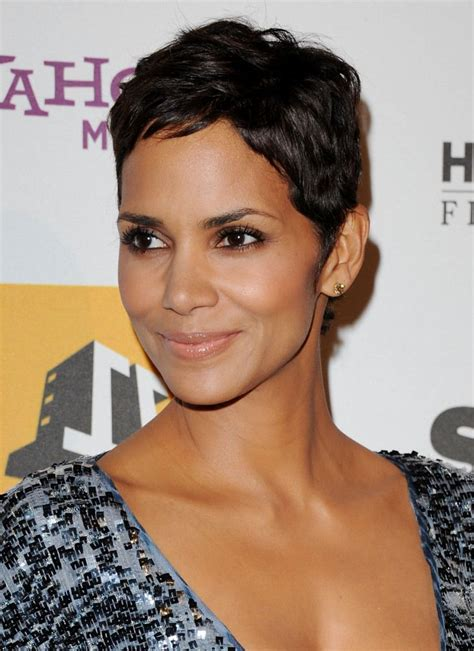 pin relaxed short hairstyles