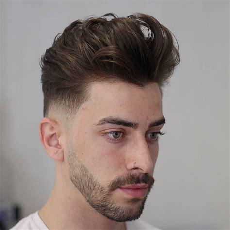 2017 men hair trend movenment flow