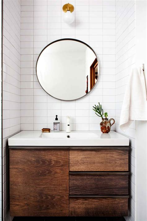 bathroom mirror inspirations shopping picks apartment therapy