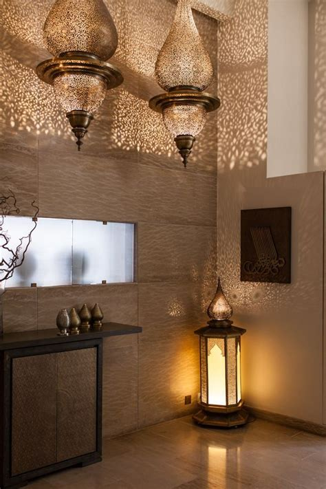 contemporary living moroccan style ideeë voor thuisdecoratie moderne