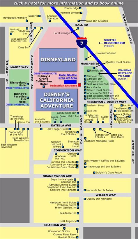 disneyland hotels park pinterest