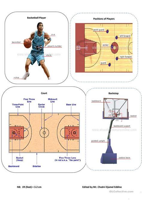 basketball hoops worksheet free esl printable worksheets teachers
