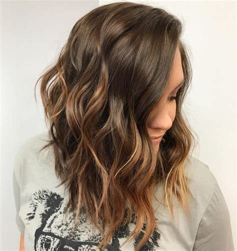 60 magnetizing hairstyles thick wavy hair short wavy