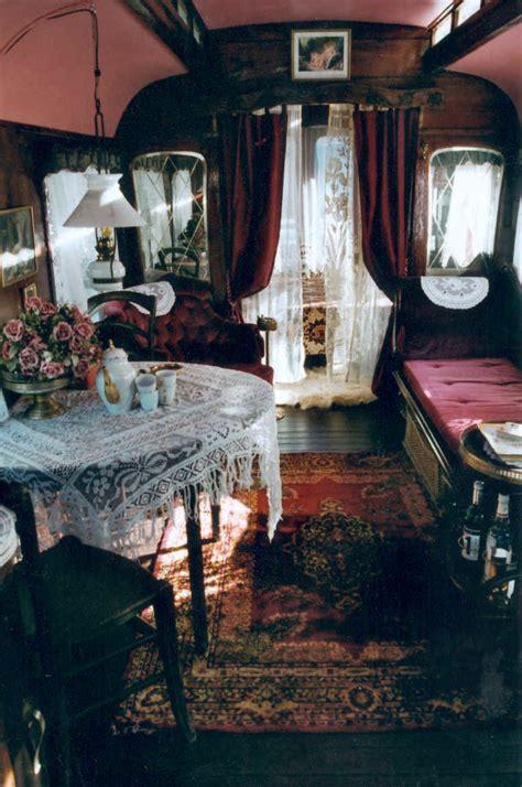 ophelia adornments blog gypsy caravans