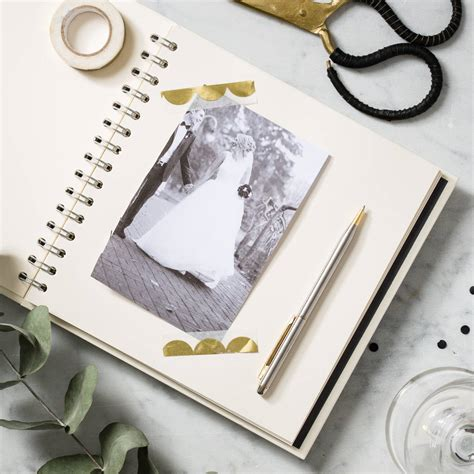 personalised wedding planner book posh totty designs creates