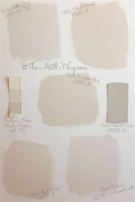 painting begins beige paint paint colors home