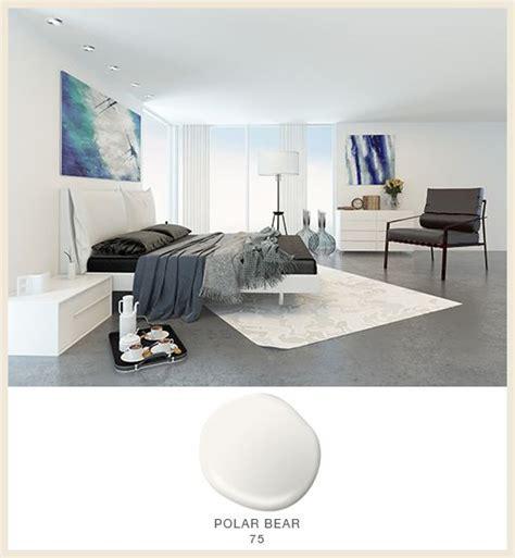 polar bear 75 helps bedroom feel effortlessly
