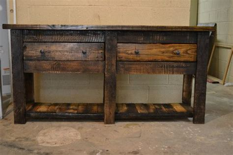 beautiful recycled pallet buffet server table pallet furniture