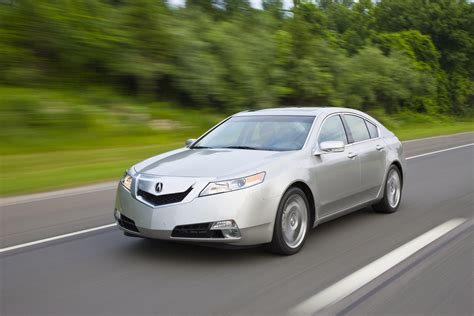 2010 acura tl offered 6 speed manual transmission