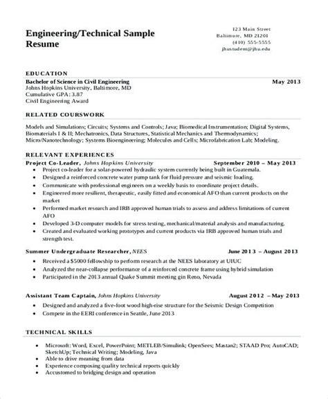 technical engineering resume software engineering manager resume seeking