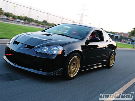2004 acura rsx type cues modified magazine