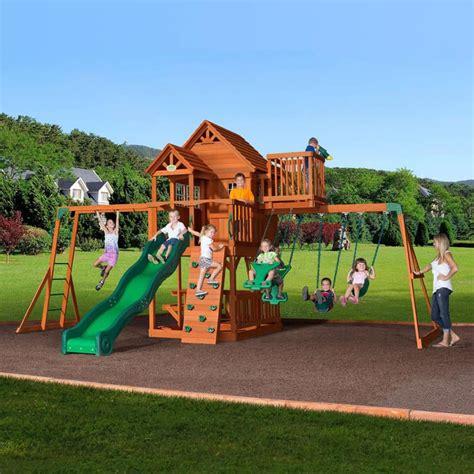 backyard playground swing sets ideas backyard play sets