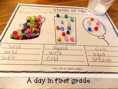 states matter activity matter science states matter kindergarten