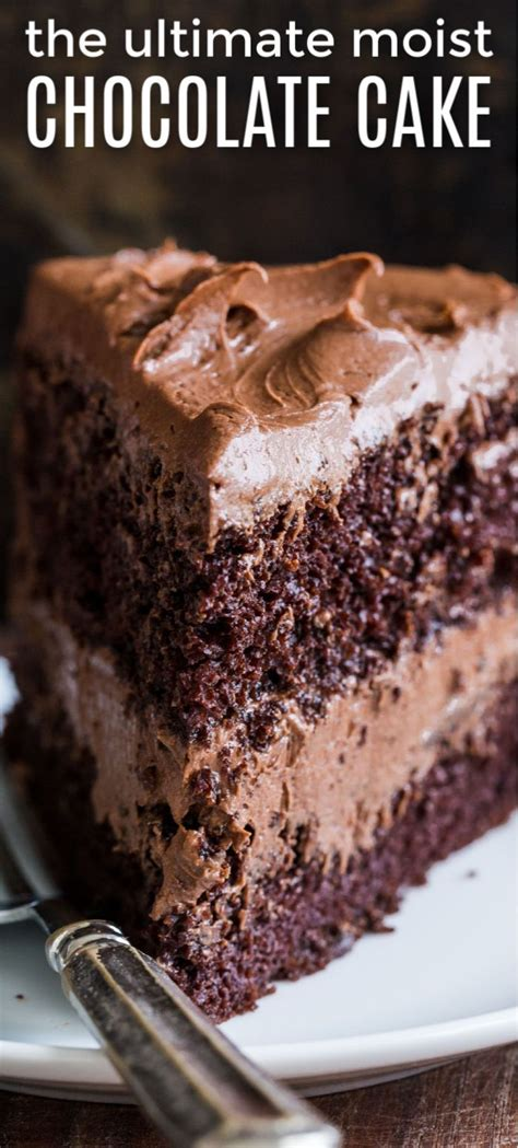 decadent moist chocolate cake recipe easiest whipped chocolate