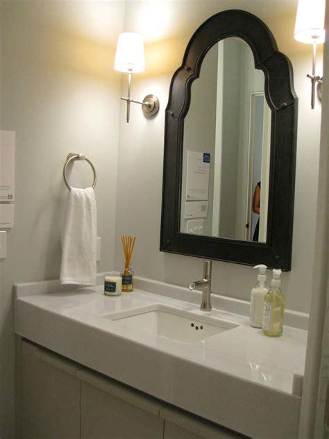 pretty wall mirrors mirrors vanity powder room small