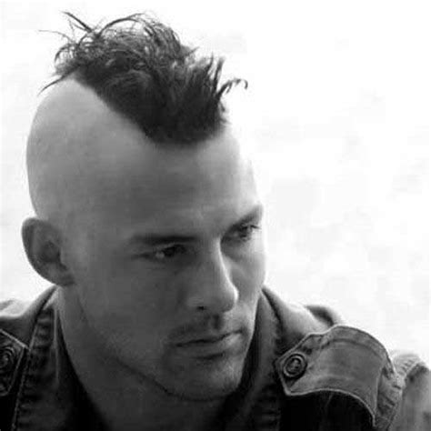 25 mohawk haircut style men mens hairstyles haircuts