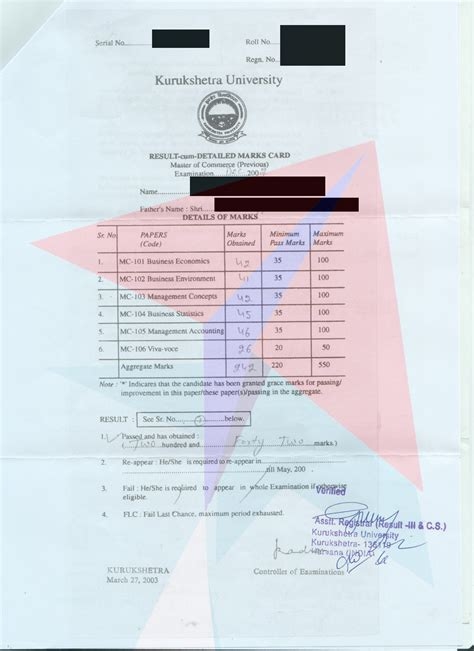 transcripts kurukshetra university transcripts fast simple