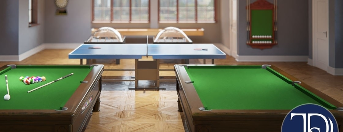 3D Interiors Design and Rendering → Tsymbals Design