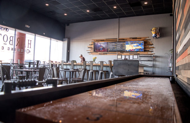Harbottle Brewing Company now open at Palo Verde   Ajo Taproom at Harbottle Brewing Company  Credit  Jackie Tran