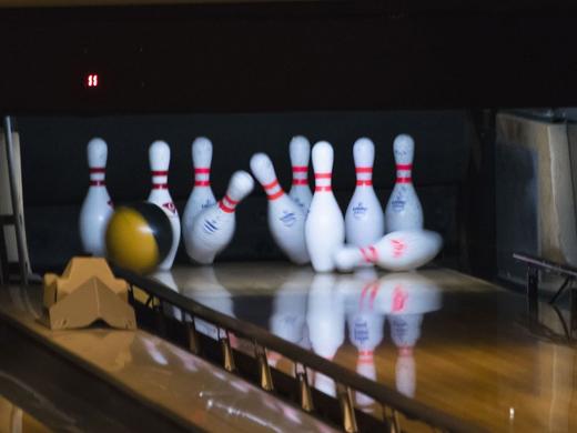 Ten Pin Bowling Shoes