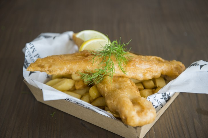 Fish And Chip Shop Potts Point