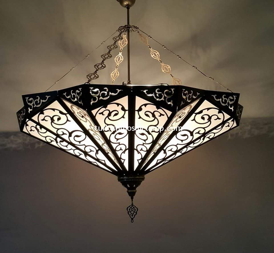Mosaic Light Fixtures