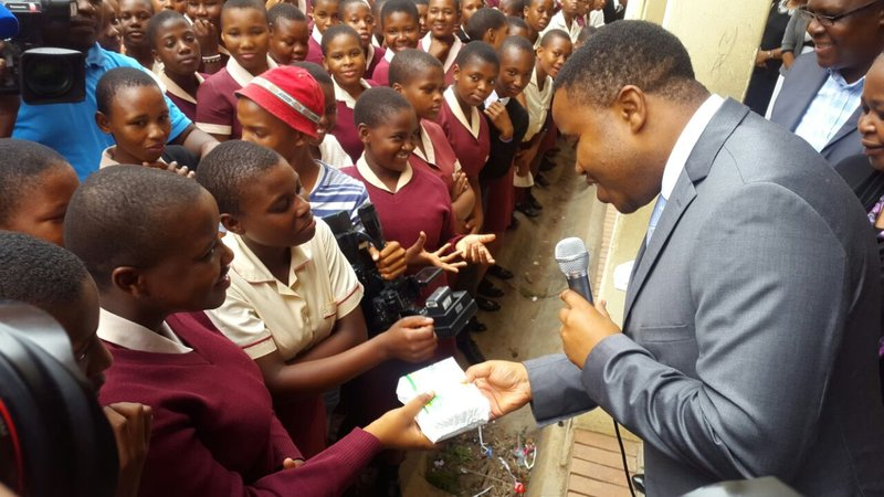 Keeping girls at school top priority for Education dept