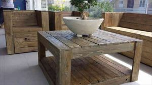Tuto salon de jardin en palette  guide et plans de construction          salon jardin palette tuto