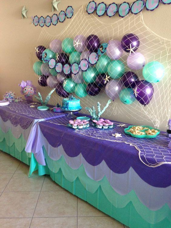 Temas De Fiestas Infantiles Para Ni 241 As 7 Decoracion De