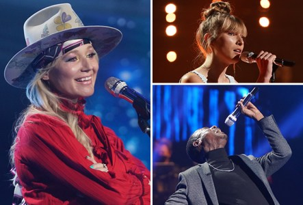 American Idol' Top 24 Recap: Watch Best & Worst Duets [VIDEO] | TVLine