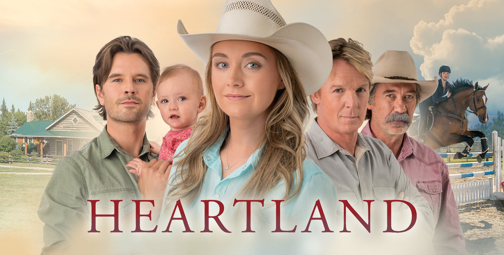 Heartland Series Tv Cw