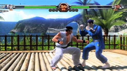 Top 15 Best Fighting Games of All Time 15  Virtua Fighter 5