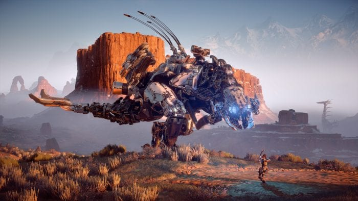 Horizon  Zero Dawn Gets a New Batch of Gorgeous  Wallpaper Worthy     horizon  ps4 pro  realize  potential  4k