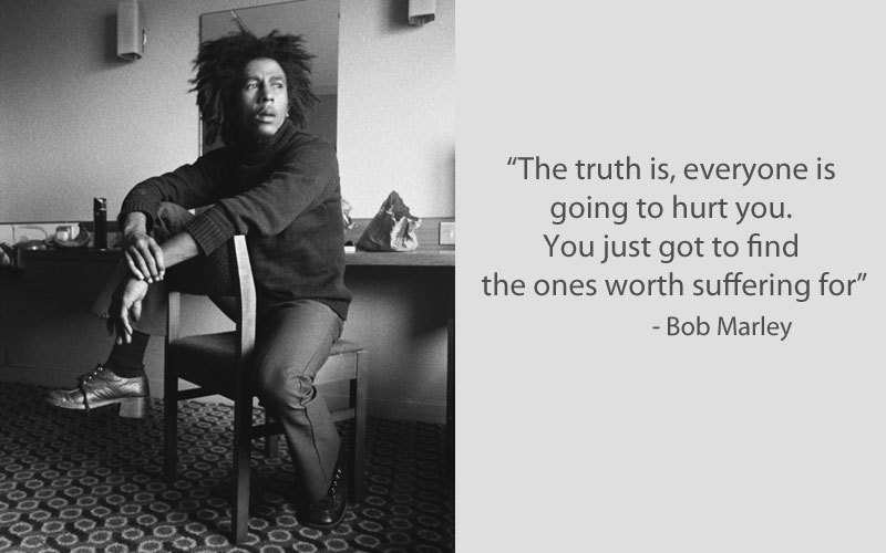 Image of: Friendship Bob Marley Quote On Friendship 15 Famous Quotes On Friendship Twistedsifter 15 Famous Quotes On Friendship twistedsifter