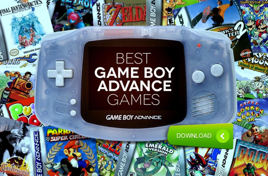 50 Best GBA Games   ROMs Of All Time  September 2018  Gameboy Advance was on the market for over 9 years and is still considered  to be one of the most successful handhelds  While people still have their