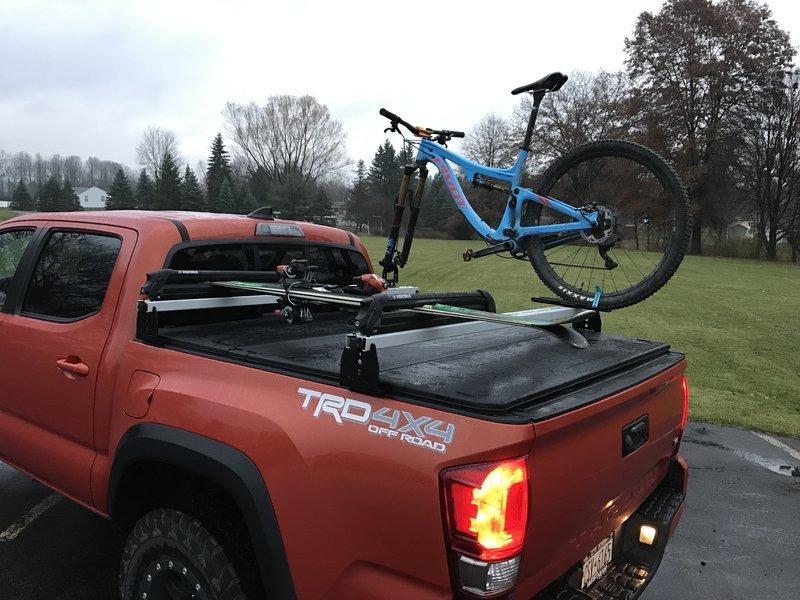 Tonneau Cover Mountain Bike Rack Mounts Etc Page 2
