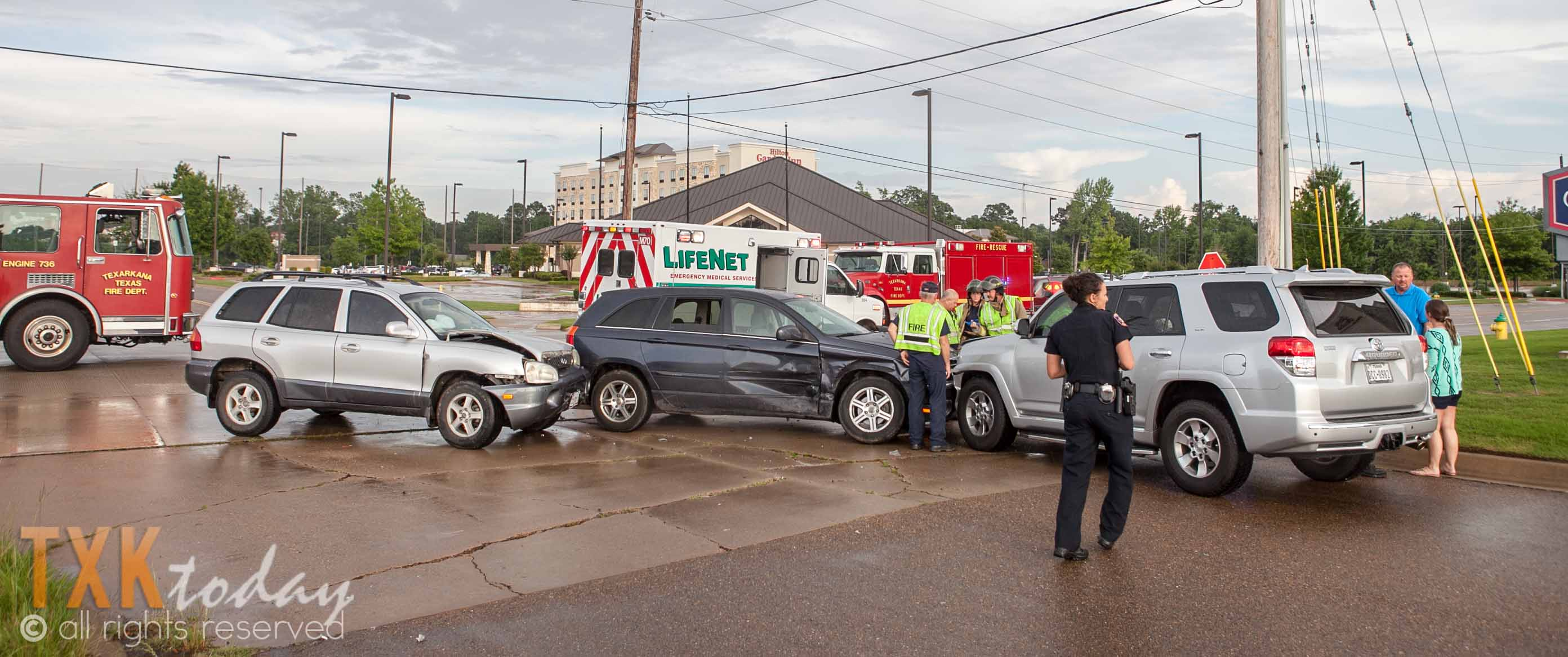 Traffic Accidents Today
