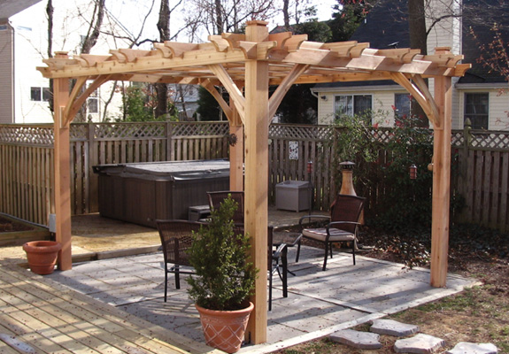 The Different Types Of Pergola Kits For Your Home Types