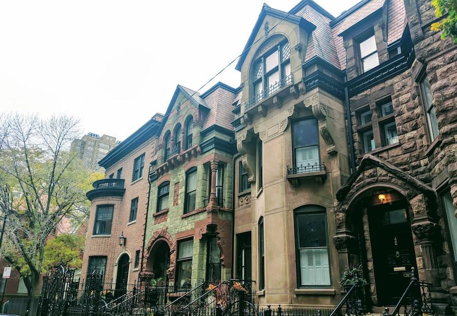 Gold Homes Coast Historic