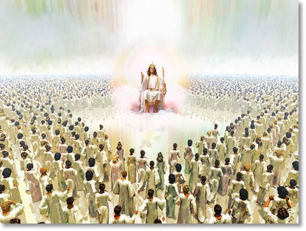 Jesus Christ Second Coming