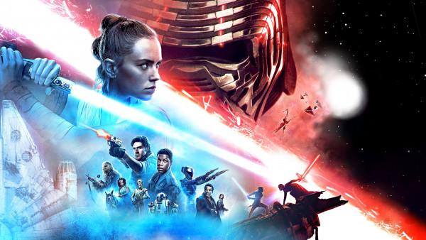 9 8 7 Star Wars Episode Logo