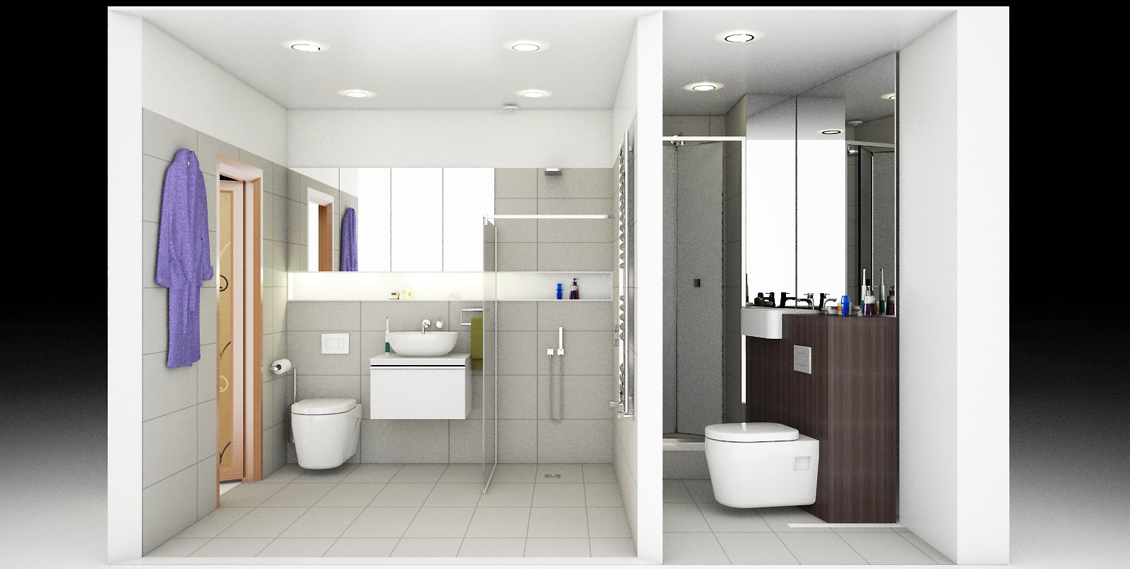 Best Kitchen Gallery: Uk Bathroom of 3d Bathroom Design  on rachelxblog.com