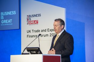 Leading with finance: hosting the UK Trade and Export ...