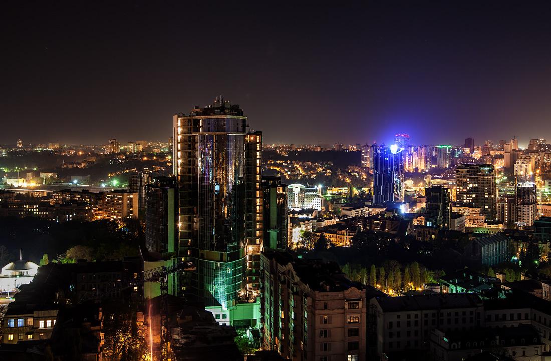 Magnificent Photos Of Kyiv City At Night 183 Ukraine Travel Blog