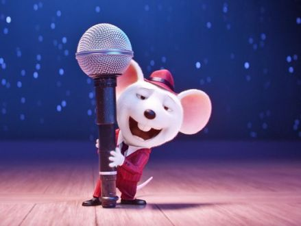 Sing  is nothing to sing about   The Connector    Sing    features 65 pop songs in it  which the rights of costed 15 percent  of the movie s 75 million dollar budget  Photo courtesy of Universal  Pictures