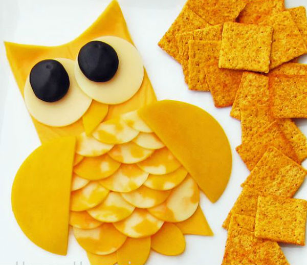 Cheese owl photo