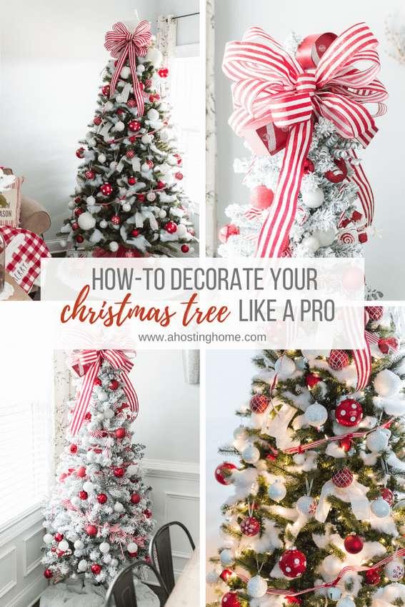 Hvordan dekorere juletreet