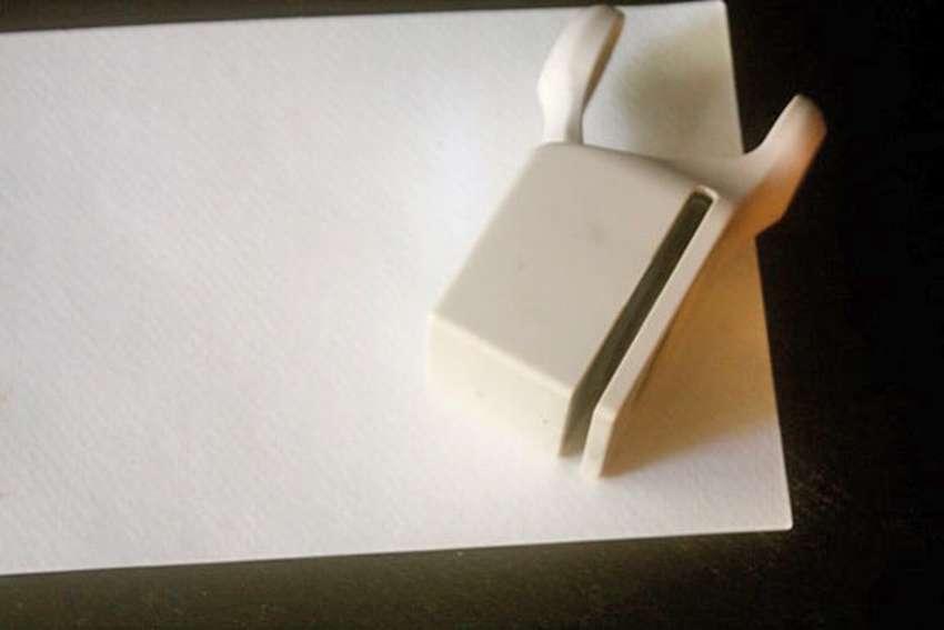 برف های کاغذی 3D