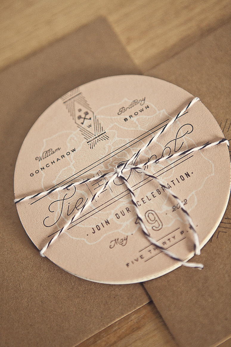 Fpo Goncharow S Coaster Wedding Invites