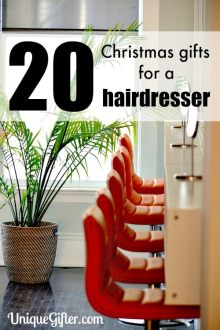 20 Christmas Gifts for a Hairdresser   Unique Gifter 20 Christmas Gifts for a Hairdresser